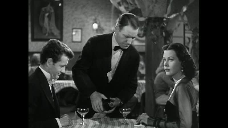 Ее Высочество и посыльный Her Highness and the Bellboy US 1945 в ролях Хеди Ламарр Роберт Уокер Джун Аллисон комедия