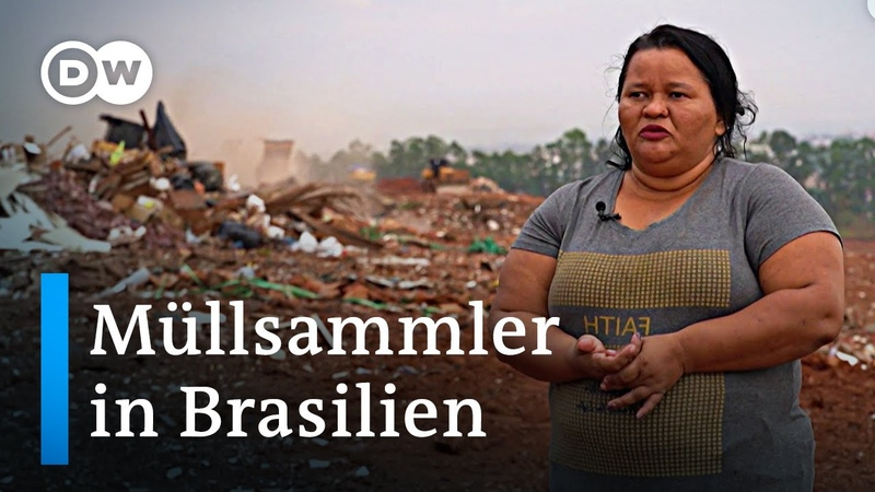 Brasilien: Müll als Unifach   Global Ideas