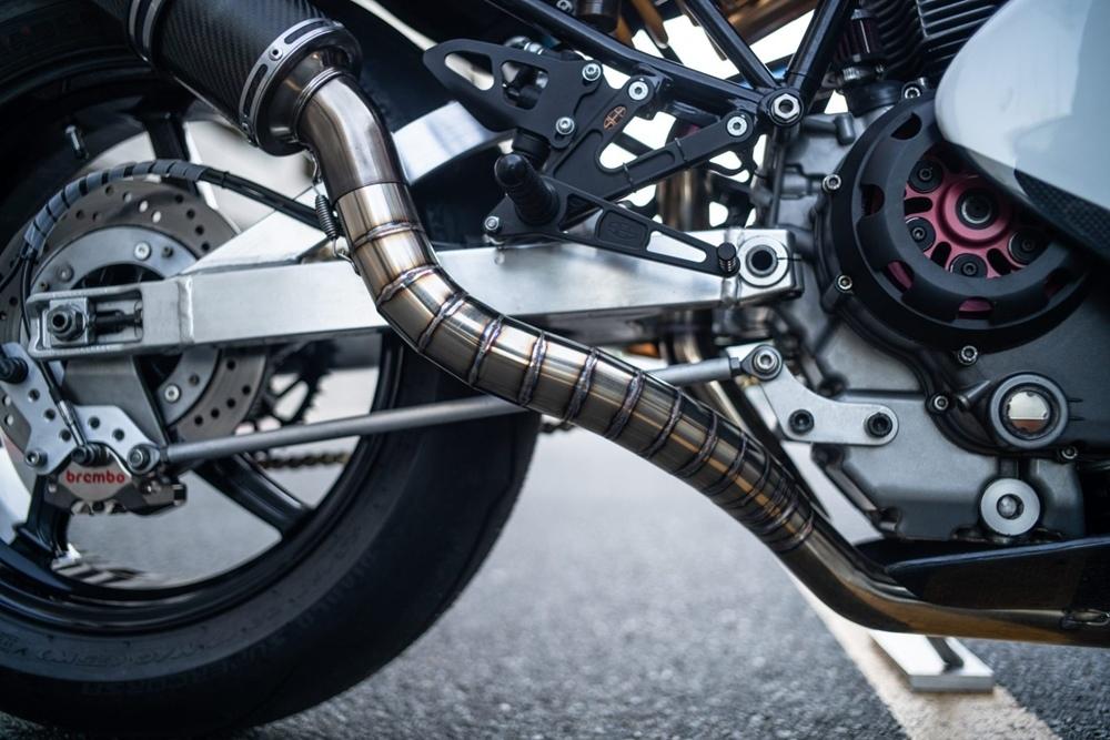 Championship Cycles: кастом Ducati 1100 SuperStrada на базе Ducati 900SS
