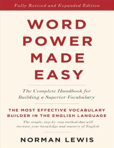 Norman Lewis] Word Power Made Easy  The Complete