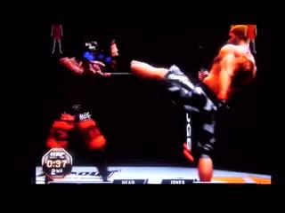 UFC 3  rockers vs faggots niggers rappers.ЮФС.панки рокеры против ниггеров рэпперов пидоров.11DeadFace