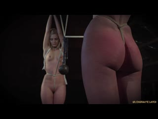 Double shades of domination candee licious and noa livia