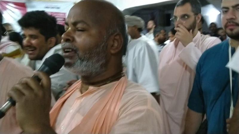 Srila Gurudeva Kirtan 17 03 19 Sri Navadeep Dhama