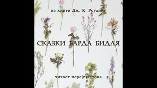 """Фонтан феи Фортуны - из книги Дж. К. Роулинг """"Сказки барда Бидля"""""""