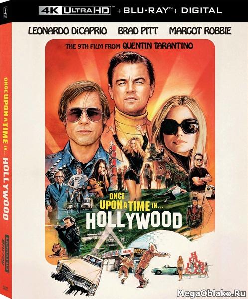 Однажды в… Голливуде / Once Upon a Time... in Hollywood (2019) | UltraHD 4K 2160p