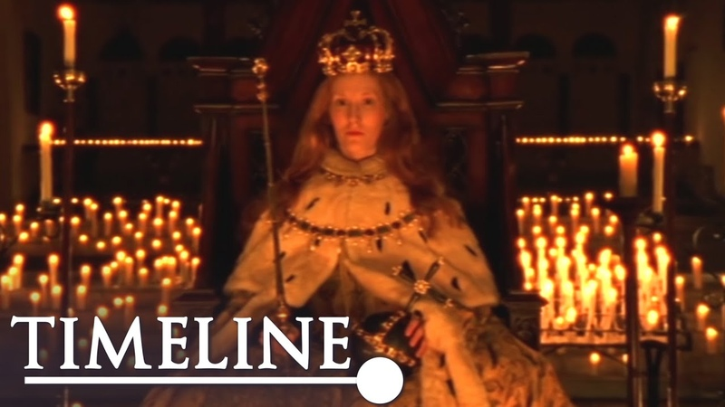 Elizabeth From The Prison To The Palace Part 1 of 4 British History Documentary Timeline