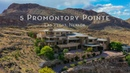 Las Vegas Home That Sits ABOVE THE WHOLE CITY 5 Promontory Pointe Ln Las Vegas Nevada