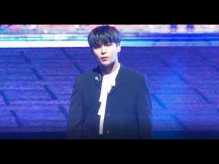 190929 KCON Thailand | Special Stage 안녕 (호텔 델루나 OST) | 에이티즈 종호 focus