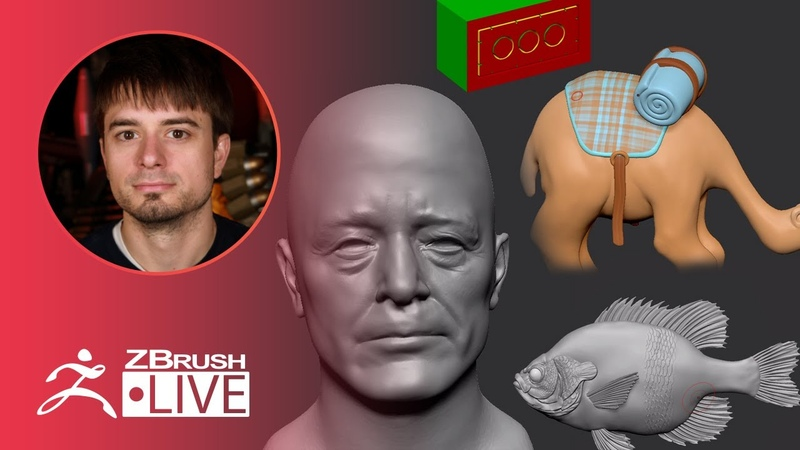ZBrush 2020 in Action with Developer Joseph Drust