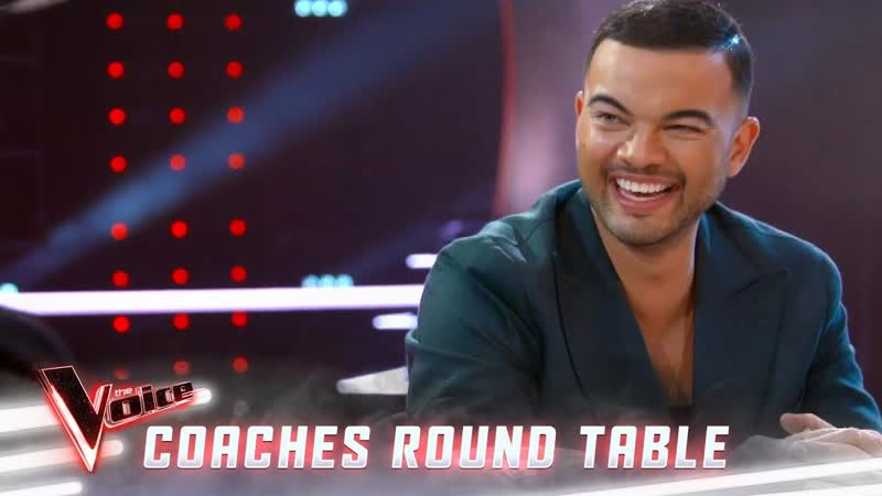 Coaches Round Table OId Coaches new Coaches and dispelling rumours The Voice Australia 2019