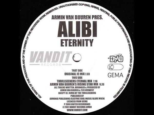 Armin Van Buuren Pres Alibi Eternity Thrillseekers Eternal Mix 2001