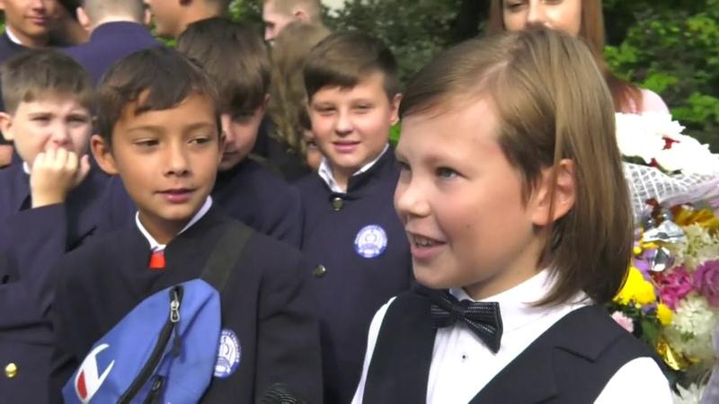 Праздник знаний в православной гимназии - Абакан 24