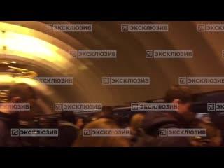 Коллапс в метро