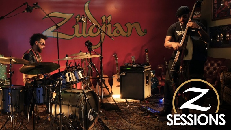 Zildjian Sessions | Tony Austin Miles Mosley
