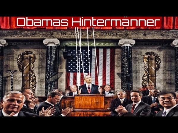 Das wahre Gesicht der Obama-Administration Marionetten der CIA