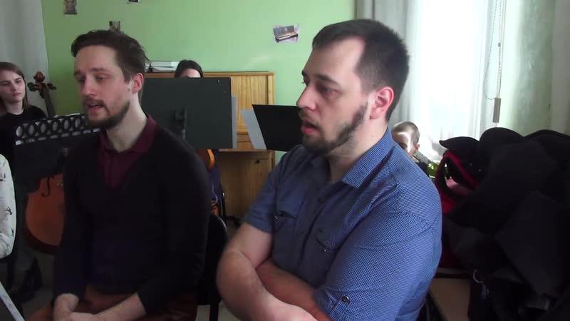 АЛИЕНОР Репетиция 01 04 19