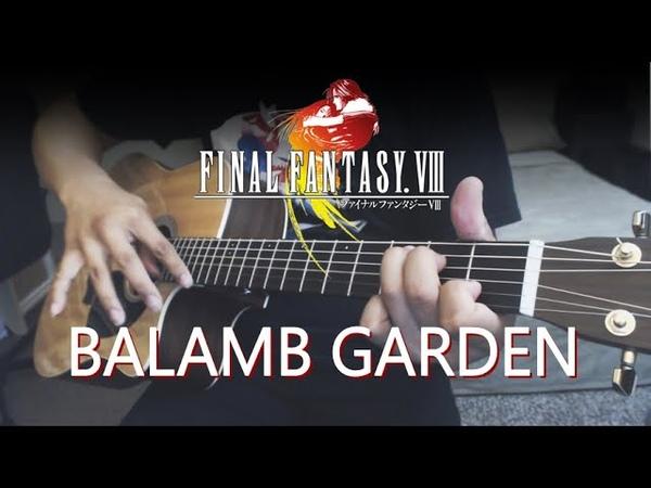 Balamb Garden Final Fantasy VIII Guitar Cover Anton Betita