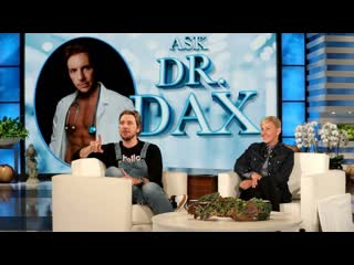 Dax shepard gives marriage and pms advice in ask dr. dax