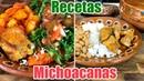 2 Recetas Michoacanas para el Mes Patrio