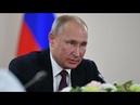 Владимир Путин проводит заседание Совета при президенте по русскому языку Полное видео