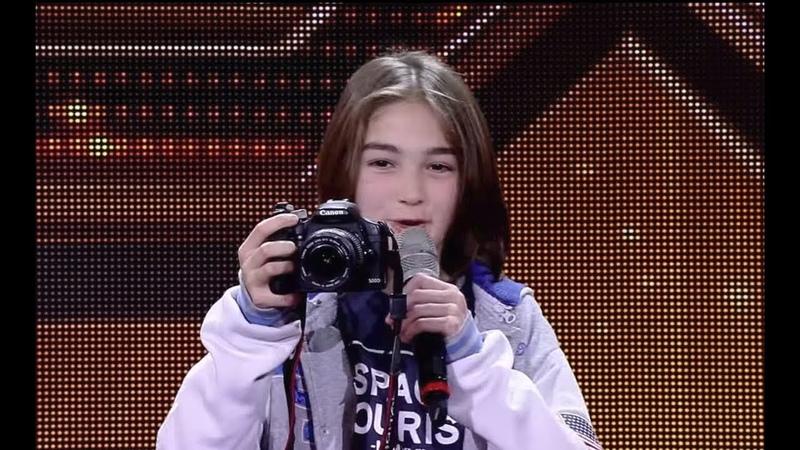 X ფაქტორი - ნიკა კალანდაძე | X Factor - Nika Kalandadze