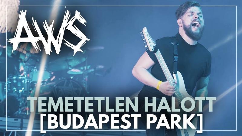 AWS Temetetlen halott Park live