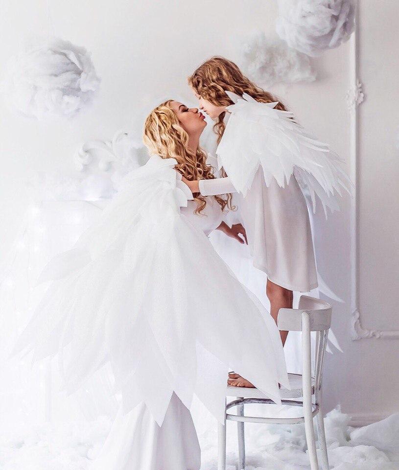 """Афиша Тольятти Фотопроект ANGEL """"Мама и дочка"""" САМАРА ТОЛЬЯТТИ"""