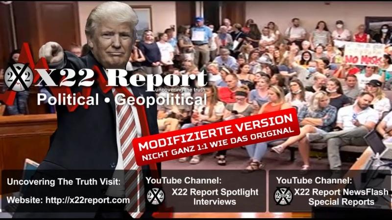 X 22 Report vom 16 7 2020 Es hat begonnen Die Menschen fordern Veränderungen