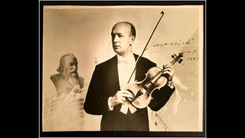 Kreisler Barbirolli 1936 Szigeti Walter Beethoven
