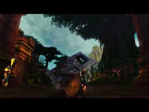 World of Warcraft BFA raytracing test screen space reflections improved AO