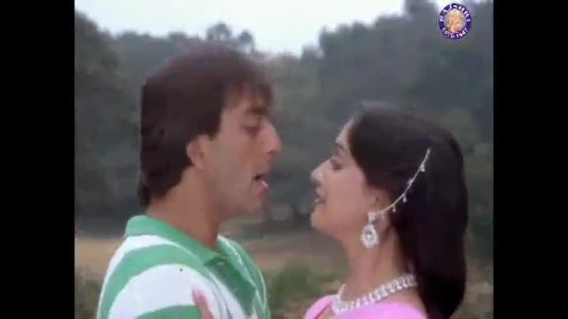 Tu Gori Patli Paan Romantic Song Sanjay Dutt Madhuri Dixit Kanoon Apna A