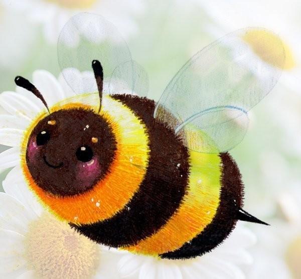 толстая пчелка картинки изменился белый свет