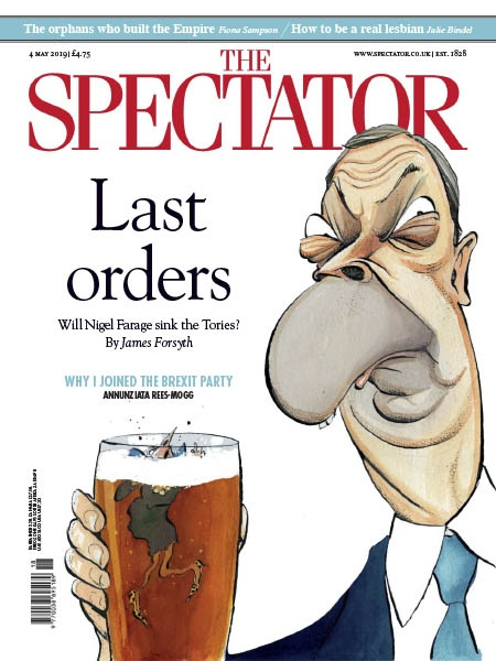 The Spectator 4.05.2019