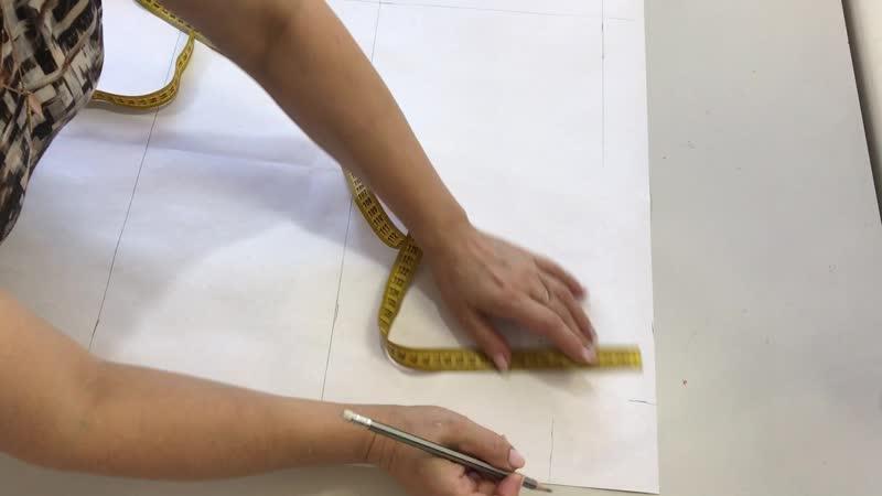 МК: Пошив шелковой майки. Часть 1