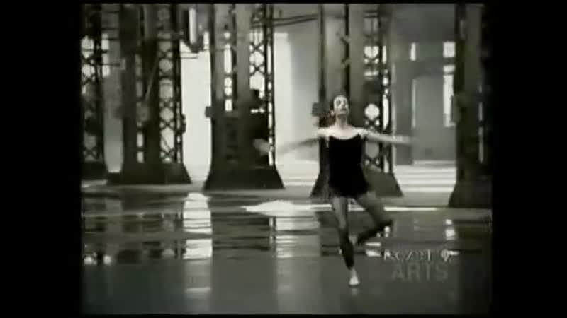Alessandra Ferri, Sting music video