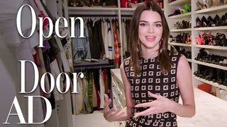 Кендалл Дженнер показывает свой дом   Inside Kendall Jenner's Cozy L.A. Hideaway   Open Door   Architectural Digest