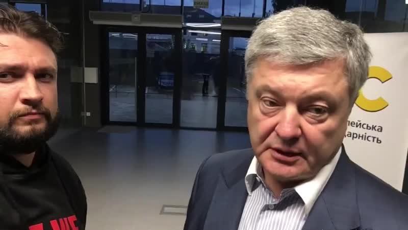 Петро Олексійович про пресс-марафон вєлікого лідера світу