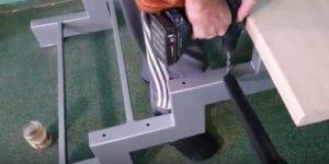 Лестница из профильной трубы своими руками: чертежи и пошаговый монтаж, изображение №43
