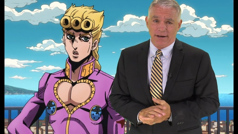 Attention all JoJo fans: Giorno Giovanna needs your help!