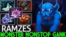 RAMZES Night Stalker Monster Nonstop Gank Nightmare Never End 7 22 Dota 2