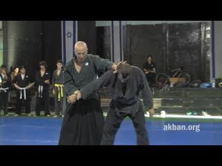 Ninjutsu against wrestling collar tie #другое_джиу