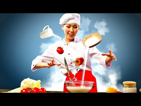 Кухня со Svetogoroм play #1 Блины с варением и информация для зрителей.