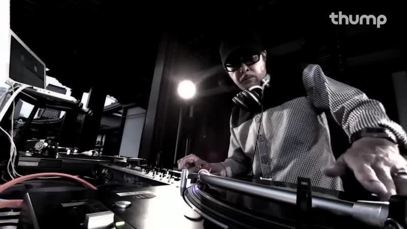 THUMP Specials DJ Krushs Sunrise Performance At Tokyos Zōjō ji Temple
