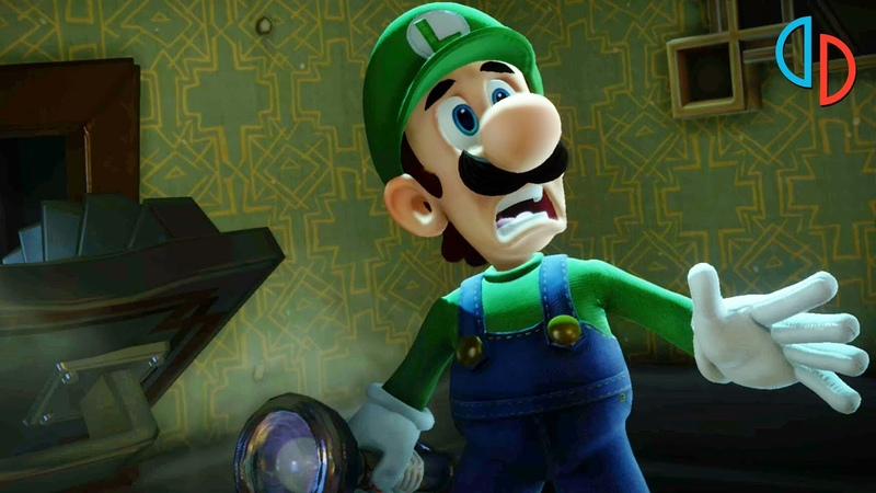 Luigi's Mansion 3 NSW Ingame Gameplay CPU Multicore DDR mod 60 fps mod Yuzu EA 522