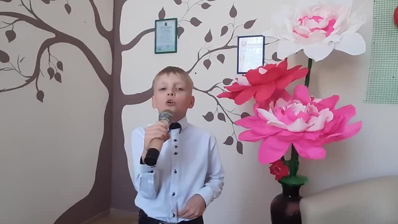 Ярослав Маленчук песня Победная весна сорок пятого