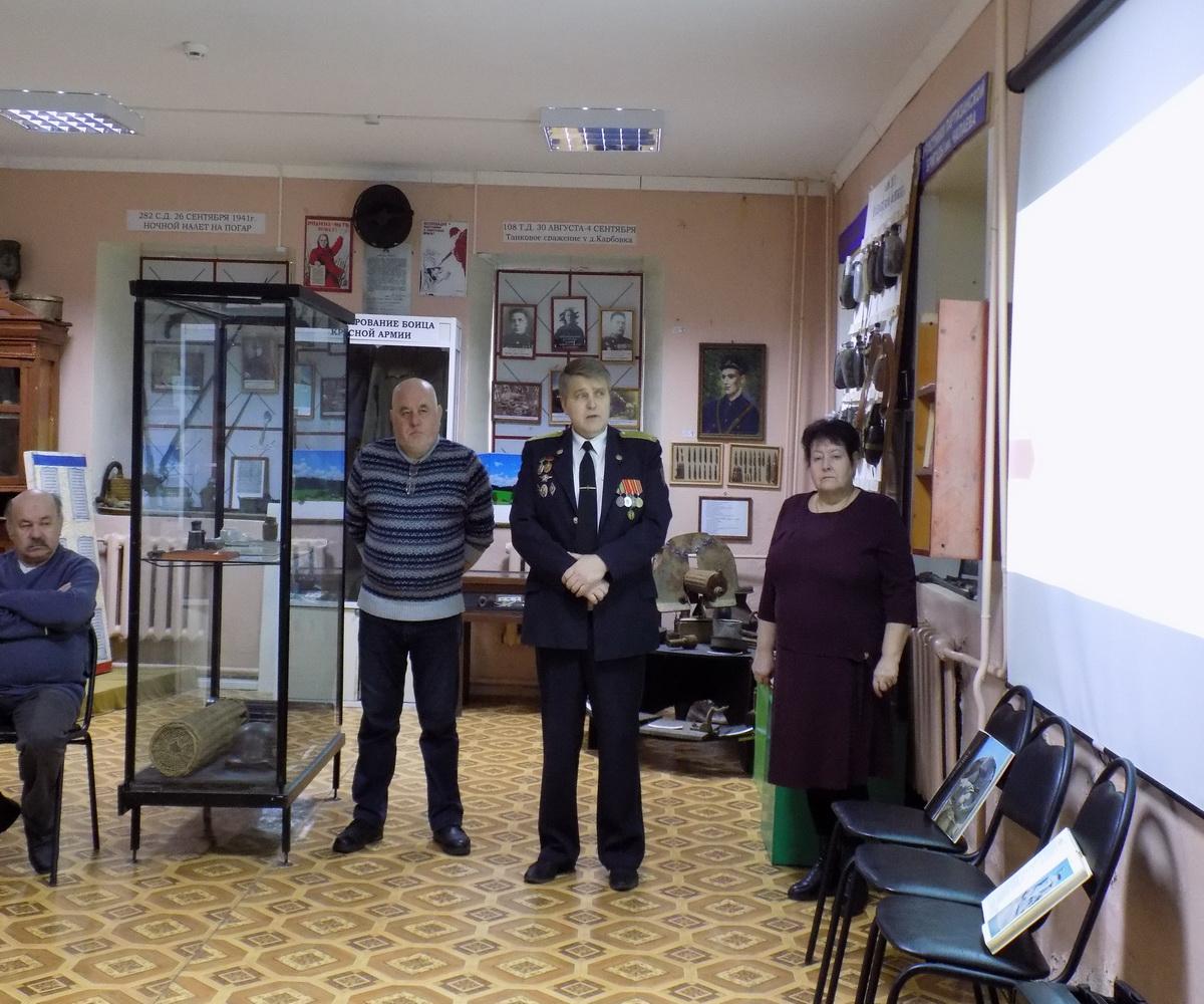 Наши земляки – защитники Сталинграда