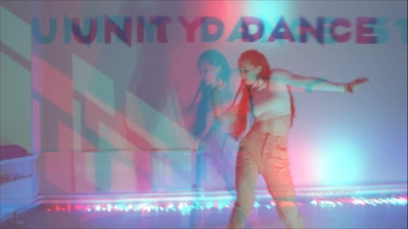 Dancehall choreo by Lyolya Kruk Unity dance studio Izhevsk