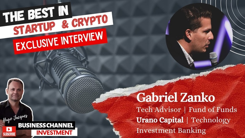 STARTUP FUND RAISING in 2020! Interview with Gabriel Zanko. Tech Advisor Urano Capital