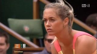 Maria Sharapova vs Klara Zakopalova 2012 RG R4 Highlights