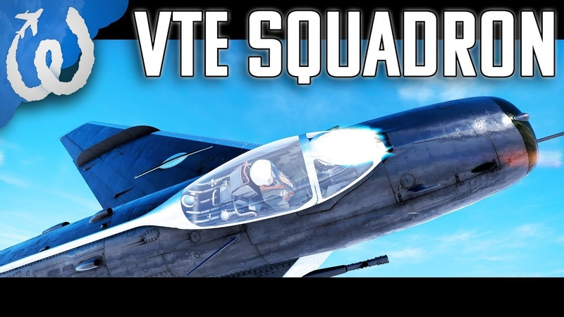 Introducing VTE - A War Thunder Montage